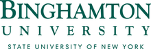 Logo of Binghamton University, State University of New York.png