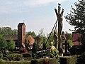 Lohne Kreuzigungsgruppe St. Michael.jpg