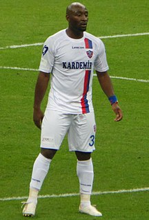 Lomana LuaLua association football player