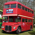 London Central Routemaster bus RM9 (VLT 9) 2010 Bustival.jpg