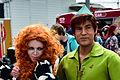 London Comic Con 2015 - Merida & Peter Pan (17868616780).jpg