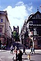 Looking up St Werburgh St towards the Cathedral - geograph.org.uk - 794155.jpg