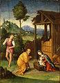 Lorenzo Leonbruno Adoración de los pastores Worcester Art Museum.jpg