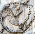Lorenzo maitani e aiuti, scene bibliche 3 (1320-30) 12 angelo 2.jpg