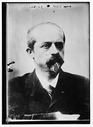 Louis Lépine - Louis Lépine circa 1917