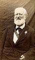 Louis Laurent Gabriel de Mortillet. Photograph. Wellcome V0028172.jpg