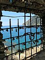 Lovelocks on a grid in Monterosso al Mare.jpg