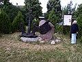 Lubczyna - kotwica upamiętniająca 700 lat osady - panoramio.jpg