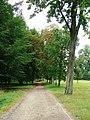 Lubostroń, park, ok. 1800e.JPG