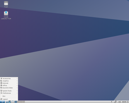 New artwork for lubuntu 10. 10 maverick meerkat [screenshots] ~ web.