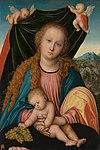 Lucas Cranach d.Ä. - Madonna mit Kind, Mauritshuis.jpg