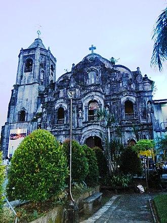 Lucban - Image: Lucban,Quezon Churchjf 8821 07