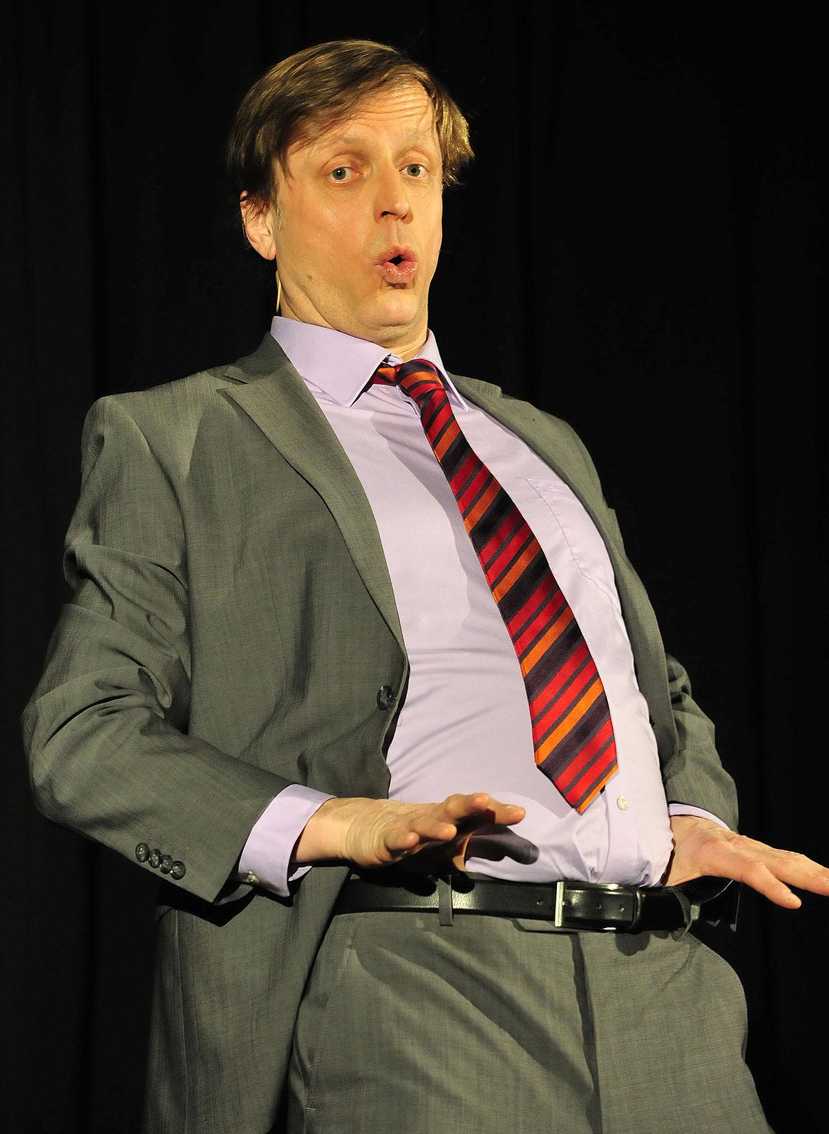 Kabarettist Müller
