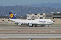 D-ABVU - B744 - Lufthansa