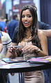 English: Lupe Fuentes at AVN Adult Entertainme...