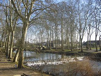 Amou, Landes - Luy de Béarn