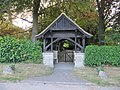 Lych gate to the graveyard - geograph.org.uk - 1377745.jpg