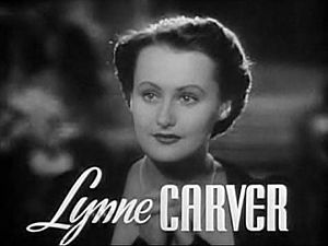 Lynne Carver - Lynne Carver in the trailer for Madame X
