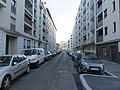 Lyon 7e - Rue Tourville direction sud (mars 2019).jpg