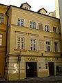 Měšťanský dům U Nejsvětější Trojice (Staré Město), Praha 1, Týnská 13, Staré Město.JPG