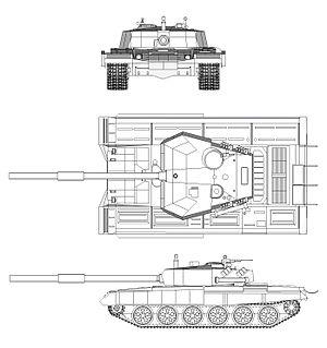 M-95 Degman - Image: M 95 Degman H Ko V 3 view