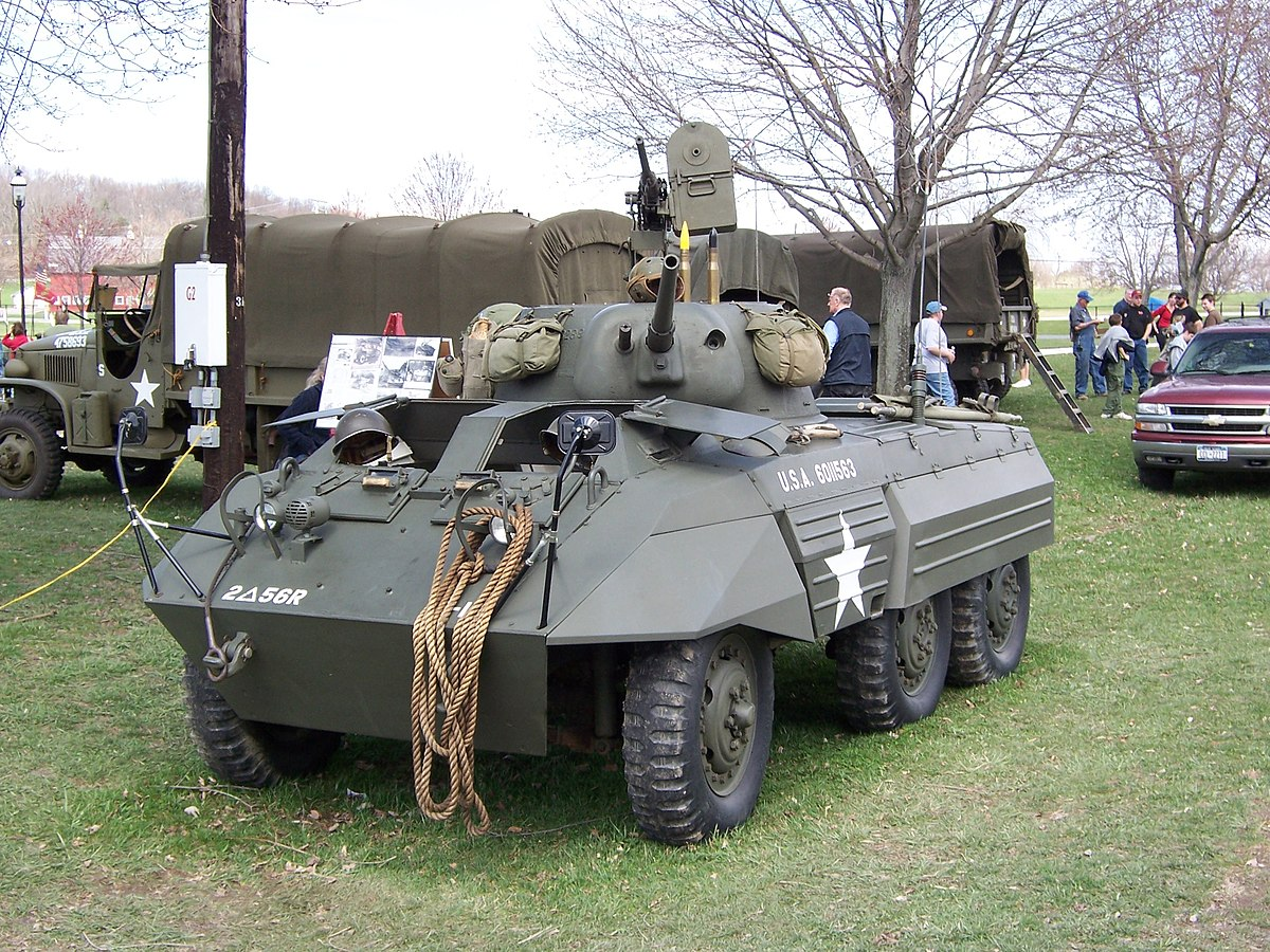 M8 Greyhound Wikipedia