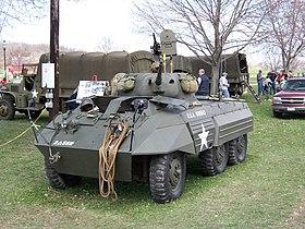 Image illustrative de l'article M8 Greyhound