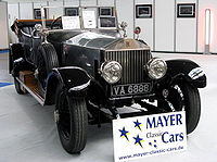 Rolls Royce Phantom I (1927)