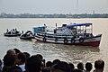 MV Gourangomoyee - River Hooghly - Baghbazar Ghat - Kolkata 2014-10-03 9195.jpg