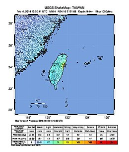 M 6.4 - 21km NNE of Hualien, Taiwan - intensity.jpg
