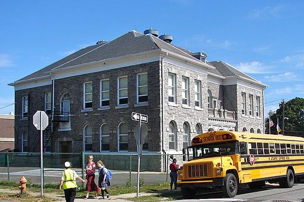 James r ludlow school philadelphia