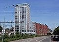 Maastricht-Wyckerpoort, kantoorgebouw De Colonel vanaf Meerssenerweg01.JPG