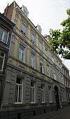 foto van Eclectisch herenhuis, gebouwd in opdracht van J. Hustinx.