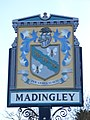 Madingley village sign.JPG