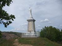 Madone du Châtelet à Saint Désirat.jpg
