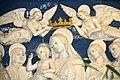 """Madonna col Bambino e i Santi Francesco, Elisabetta d'Ungheria, Cristina di Bolsena (o Orsola) e Lorenzo"""", Andrea della Robbia (1500 ca.), 03.jpg"""