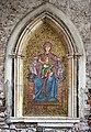 Madonna con Bambino, sec XII all'interno della Torre dell'Orologio - panoramio.jpg