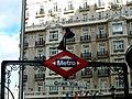 Madrid - Metro - Estación de Gran Vía (7190388122).jpg