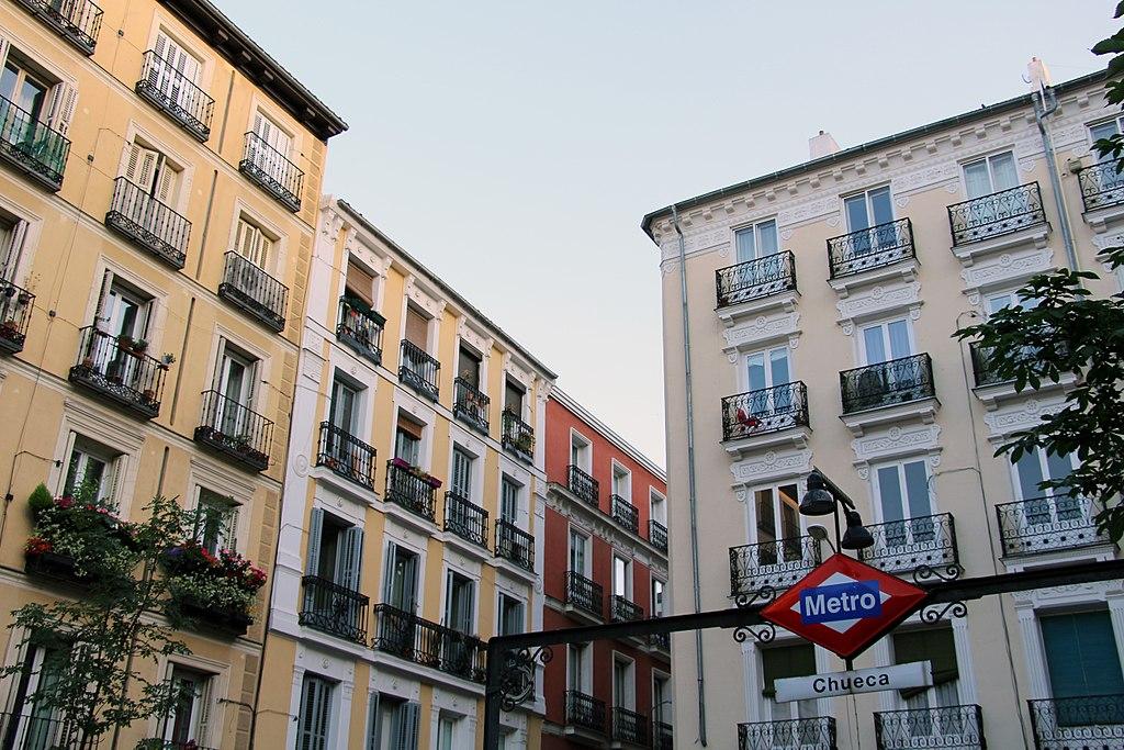 Madrid - Plaza de Chueca (36063372915)