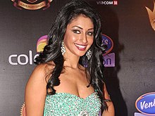 Mahek chahal super fight league event.jpg