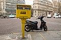 Mailbox, place de Narvik, Paris, France 2015.jpg