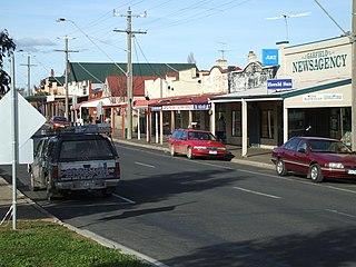 Garfield, Victoria Town in Victoria, Australia