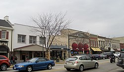 Main Street Historic District in  Lake Geneva