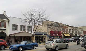 Lake Geneva, Wisconsin - Main Street Historic District in  Lake Geneva