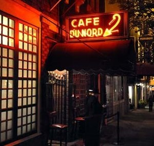 Cafe Du Nord - Main entrance to Cafe Du Nord cropped
