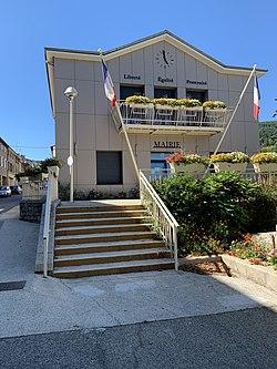 Mairie de Saint-Julien-Molin-Molette en juillet 2020.jpg