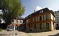 Maison natale de Delacroix, Saint-Maurice - Rear View.jpg