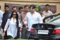 Malaika Arora, Arbaaz Khan visits Rajesh Khanna's home Aashirwad 06.jpg