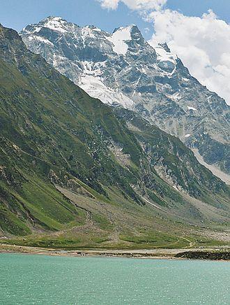 Malika Parbat - Malika Parbat and the Lake Saiful Muluk