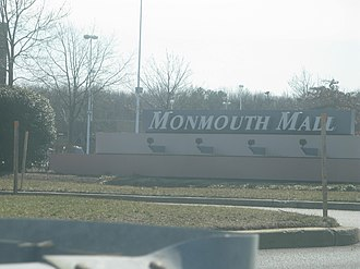 Monmouth Mall - The 1987-2010 Logo